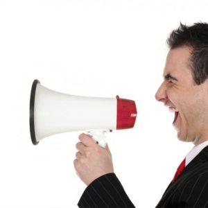 Megafone - Ferramenta de comunicação